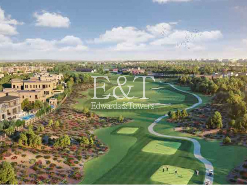 B+G+1 Golf Course Plot / No Commission!