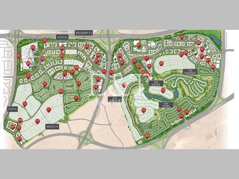 12,634 Sq.Ft Plot   3 Year Payment Plan   DH