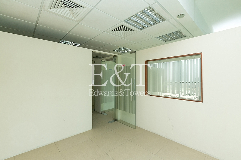 Excellent Fitted with Balcony | Near JLT Metro