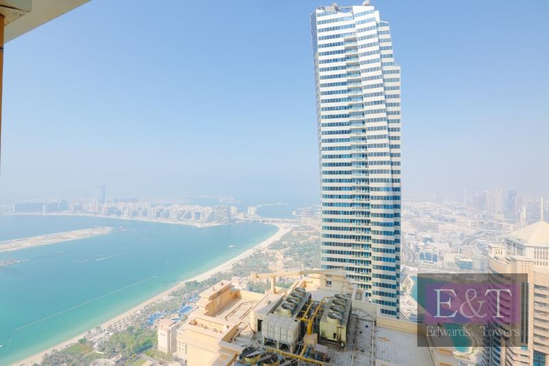 Full Sea Views I 2 Bedrooms I High Floor