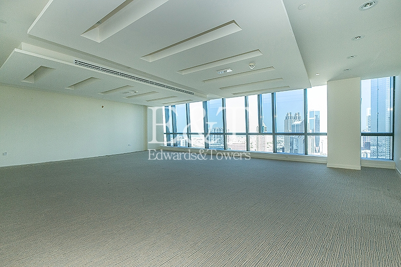 Fully Fitted Office | BLVD Plaza Tower 1 | DT