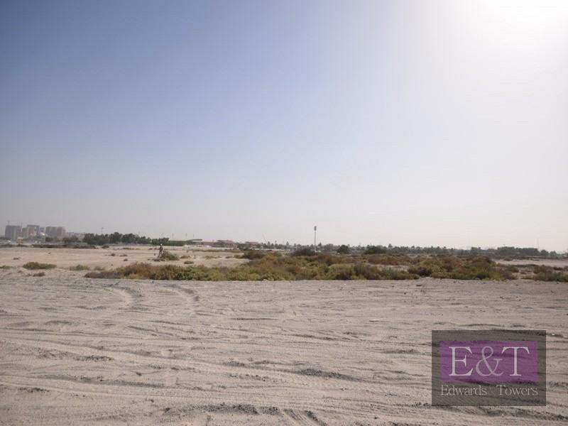 For Sale Residential Villa Plot | Al Mamzar | MZ