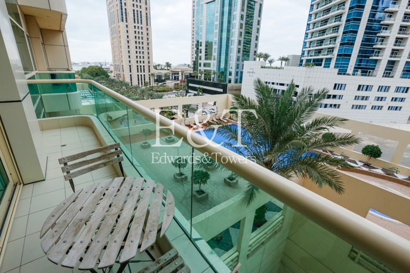 Vacant Now | Pool View | Excellent Layout