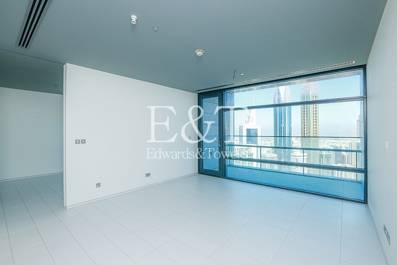 Balcony | High Floor | Gate Avenue view