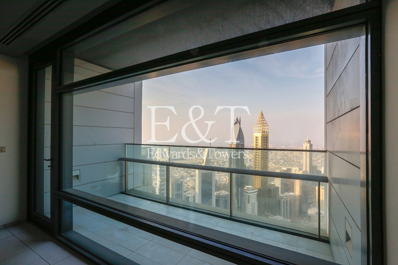 3 Bed Plus Maids | Panoramic Views | High Floor
