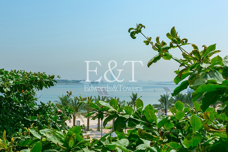 Partial Sea View | A Type | Right Hand Side | PJ