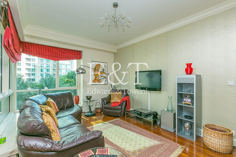 Fully Upgraded | Fully Furnished | One + Study