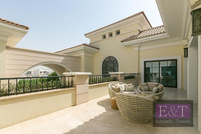 Direct Lagoon Access | Mediterranean Mansion | MBR
