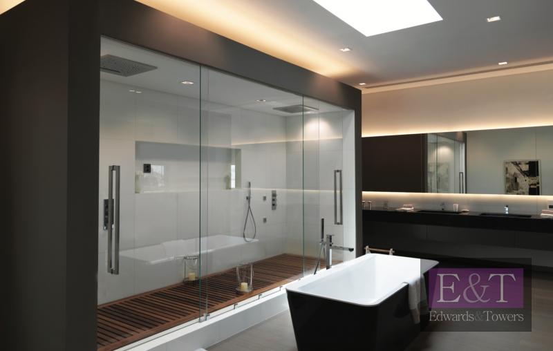 Modern Contemporary 7 Bedroom Mansion | MBR