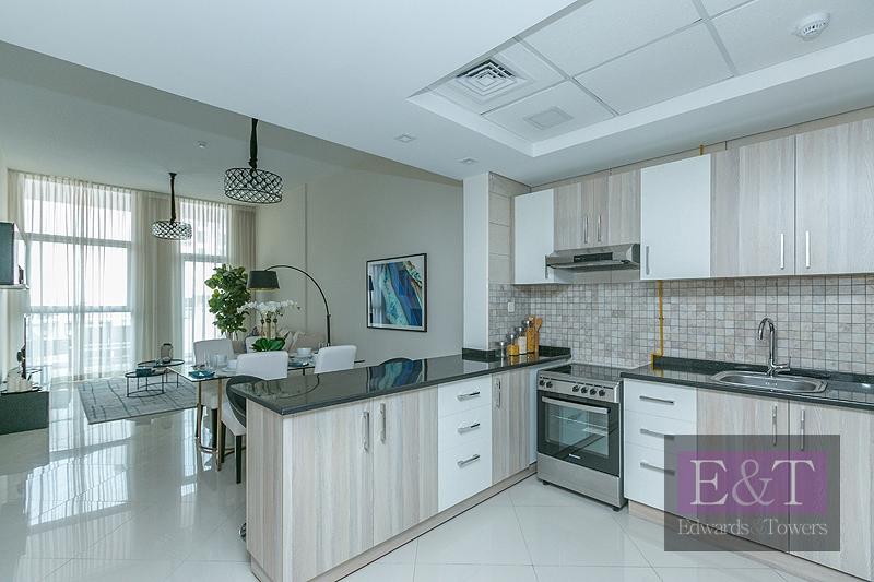 1BR amazing Apartment | Modern Style | JVC