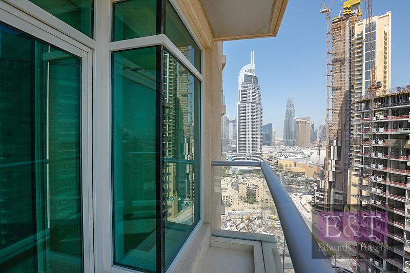 Burj Khalifa View | Lake View | 05 layout