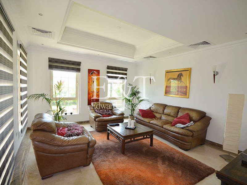 Central Lake View | 5BR+Maids Master View | JI