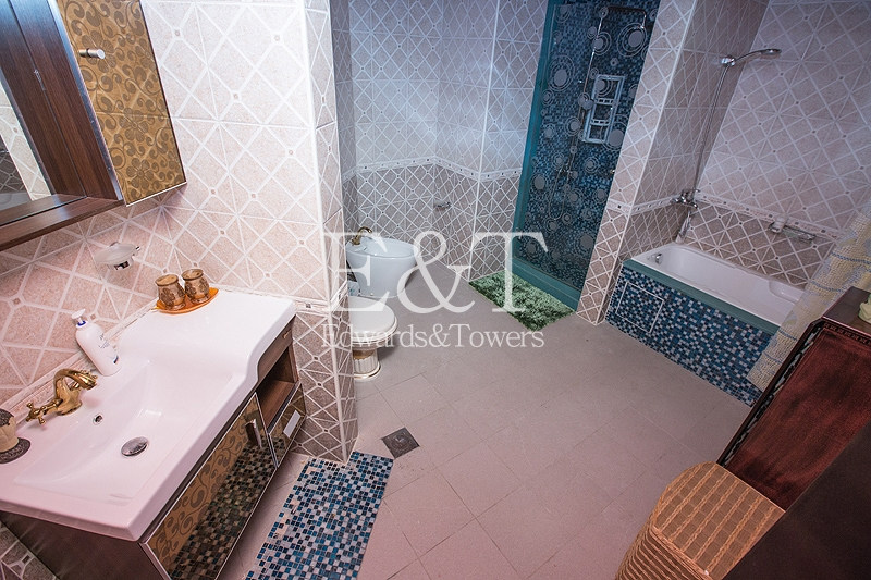 Upgraded 4 BR Penthouse F/F or Unfurnished | PJ