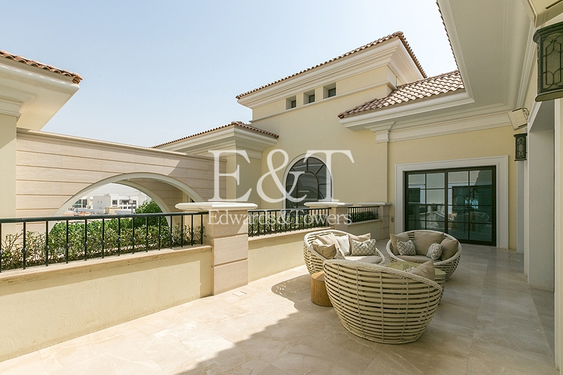 7 Bed Type B Mediterranean | Close To Lagoon |MBR