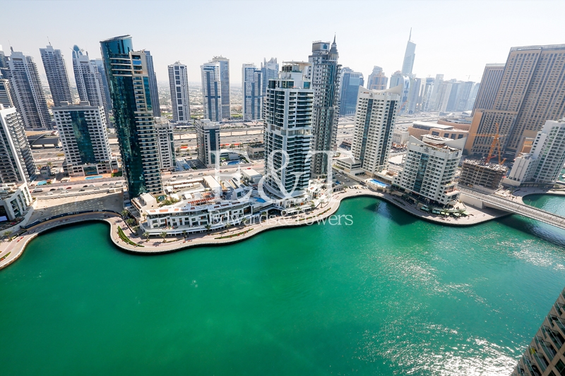 Breathtaking Marina View, High Floor