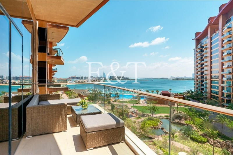 New to the market | Vacant/Type D |  Sea View |PJ