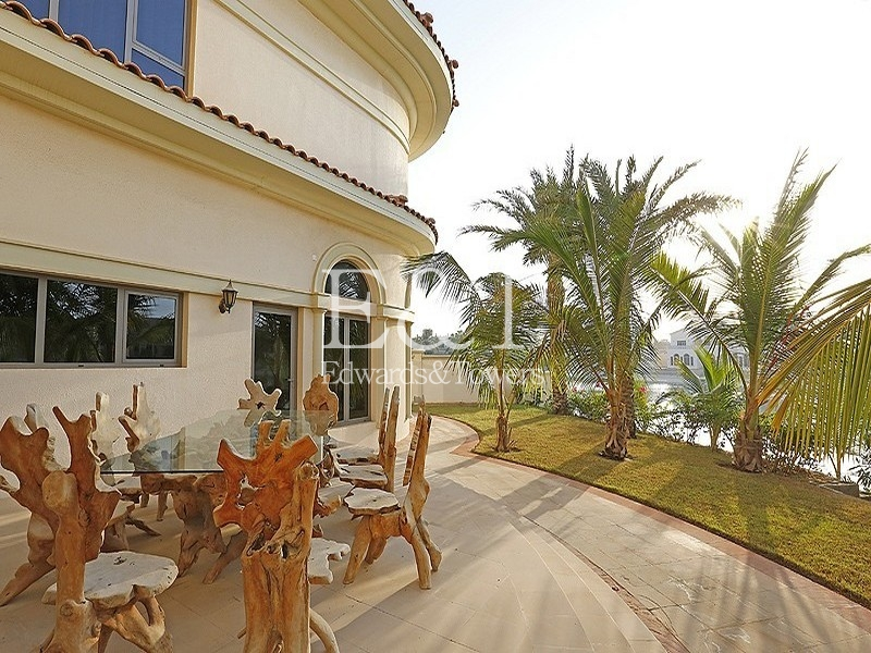 5 BR Villa | Med/Riviera Plan | Sea View | PJ