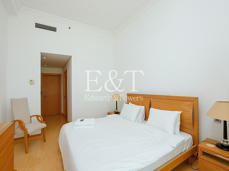 Managed and Exclusive  1BR | Unfurnished, RHS | PJ