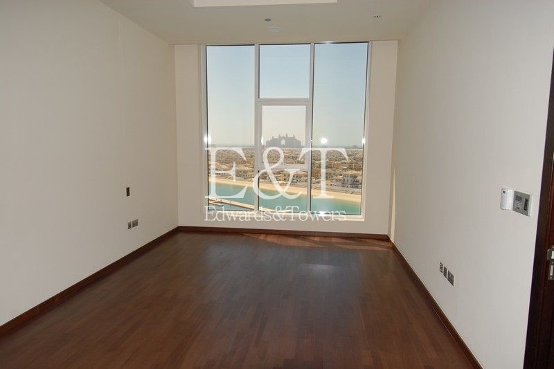 Spectacular view of the Atlantis | 2 BR, PJ