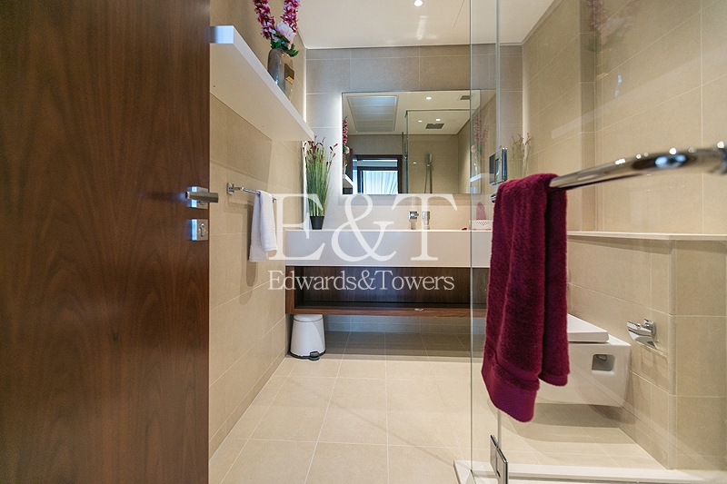 Truly Breathtaking View | High floor | Furnished