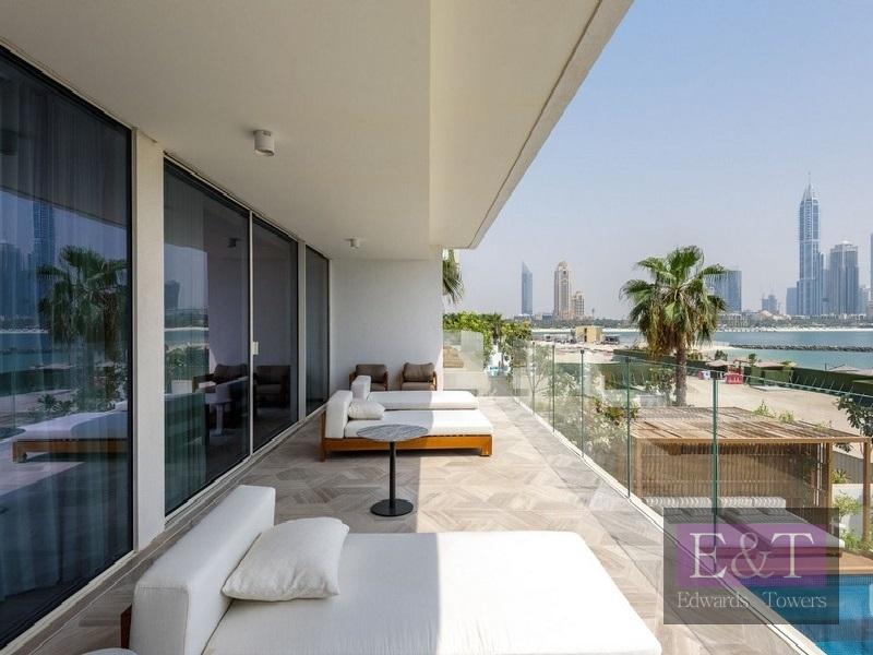 3BR |Dubai Marina Skyline Views |Furnished, PJ
