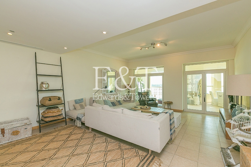 Exclusive | F Type | Full Sea View | PJ