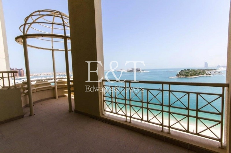 Penthouse | H Type | Full Sea View | PJ