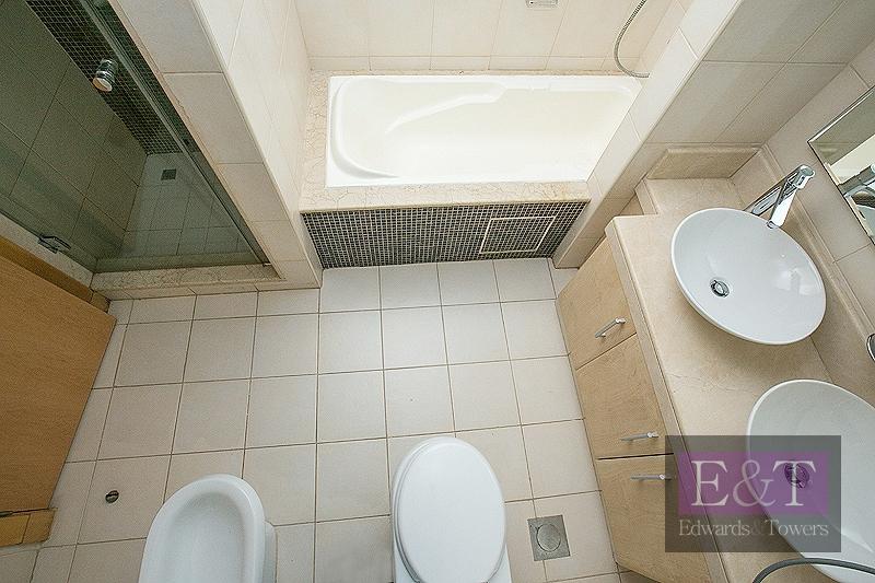 Managed 2 BR, U/F, High Floor apt, D Type, PJ