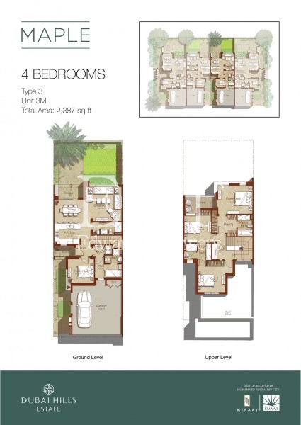Great Layout for Families | Bright rooms | DH