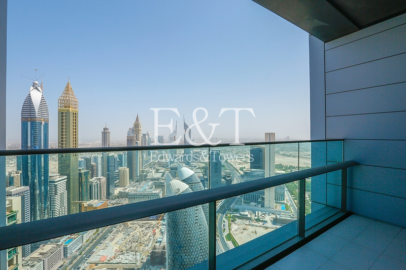 High Floor 2 Beds |  DIFC View | Viewing a must