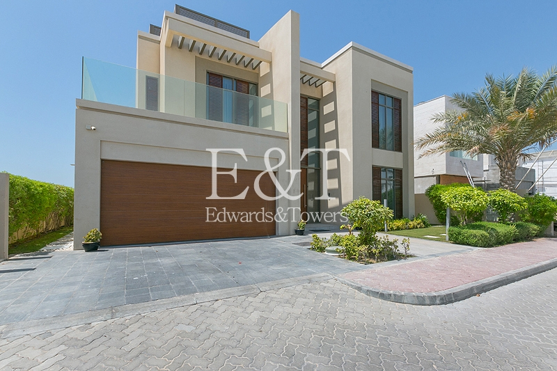 High-end Custom Made Villa With Luxury Finish | PJ