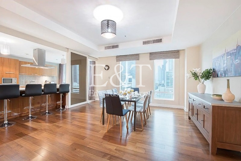 Terraced apt | Rare Layout | Gate Avenue views