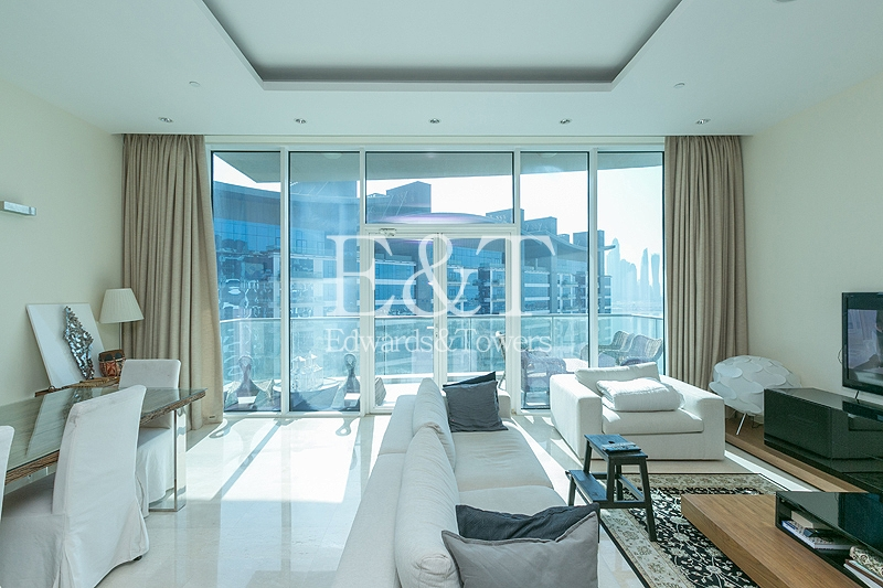 High floor | Sea Skyline Views | Rented | PJ