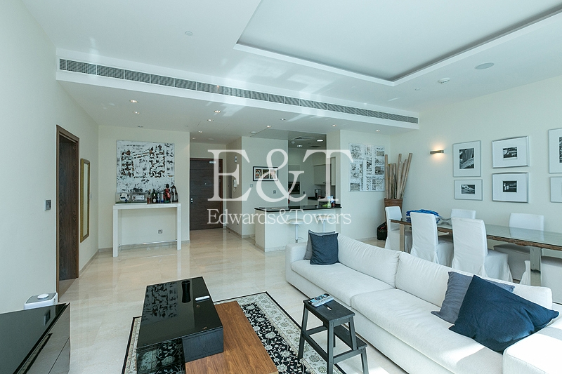 High floor | Sea Skyline Views | Rented | PJ
