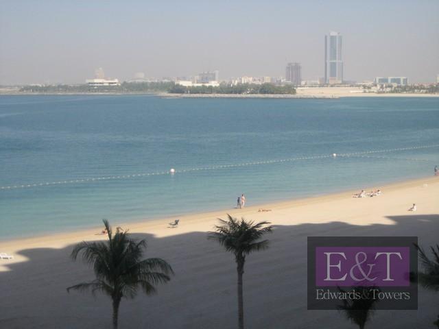 Managed 2 BR with Sea | Burj Al Arab views, PJ