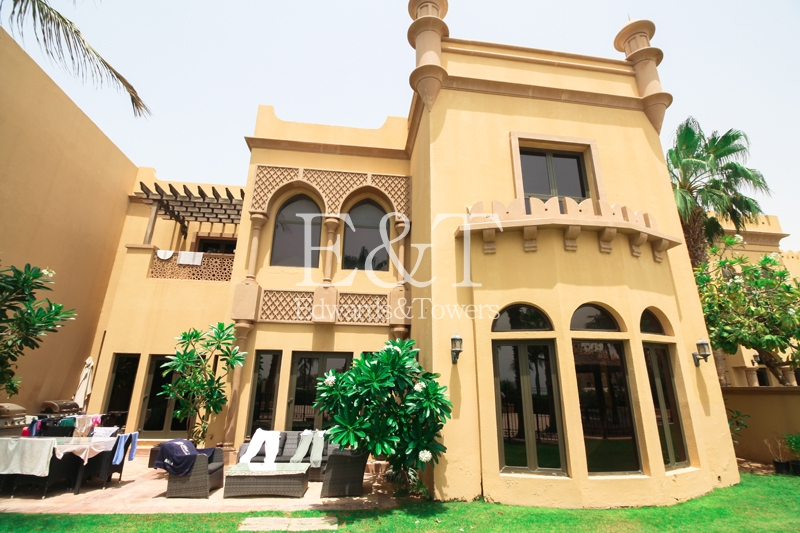 Four Bed | Maids Room | Sea View | PJ