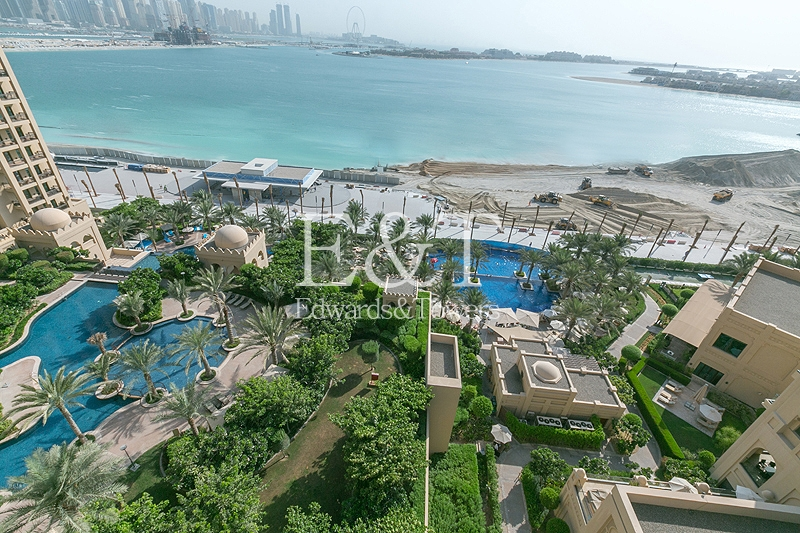 Penthouse with private pool and full sea view |PJ