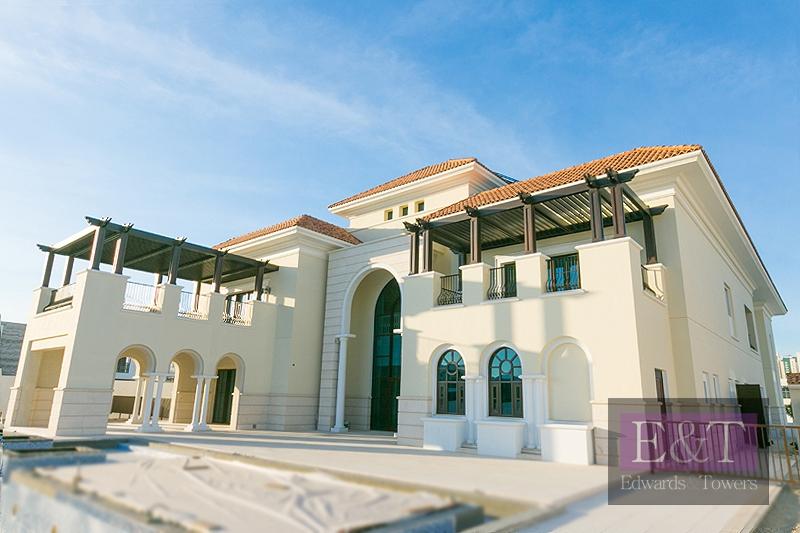 Mediterranean Type A Mansion |Crystal Lagoon view