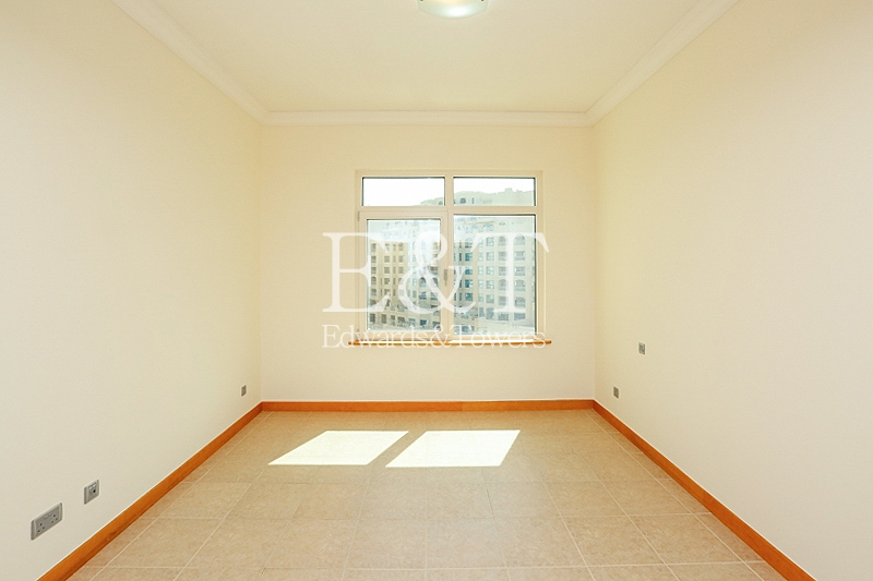 High floor | D-type, 2 bedroom | Park view | PJ