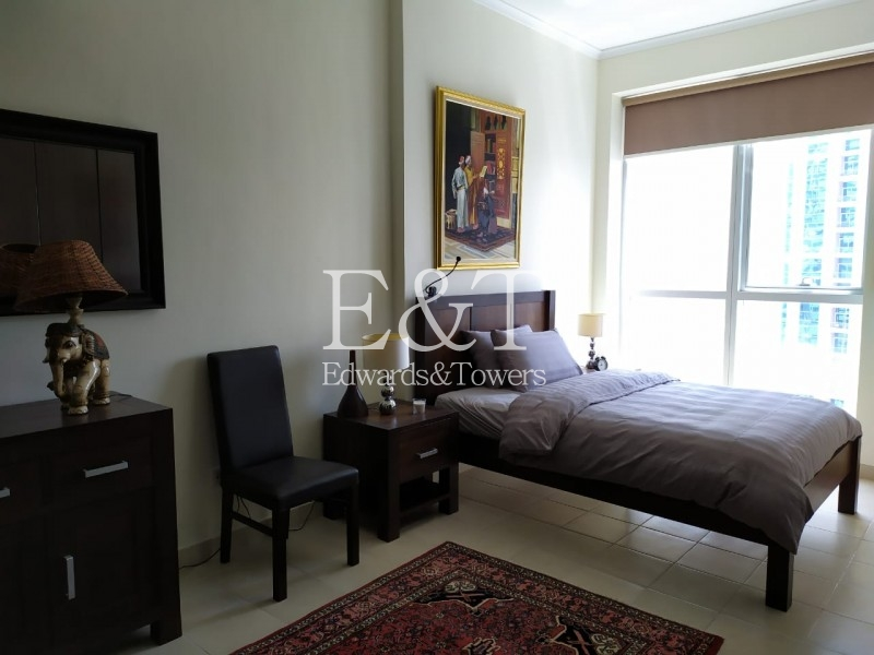 Fully Furnished 2Beds |High Floor Torch Tower, DM