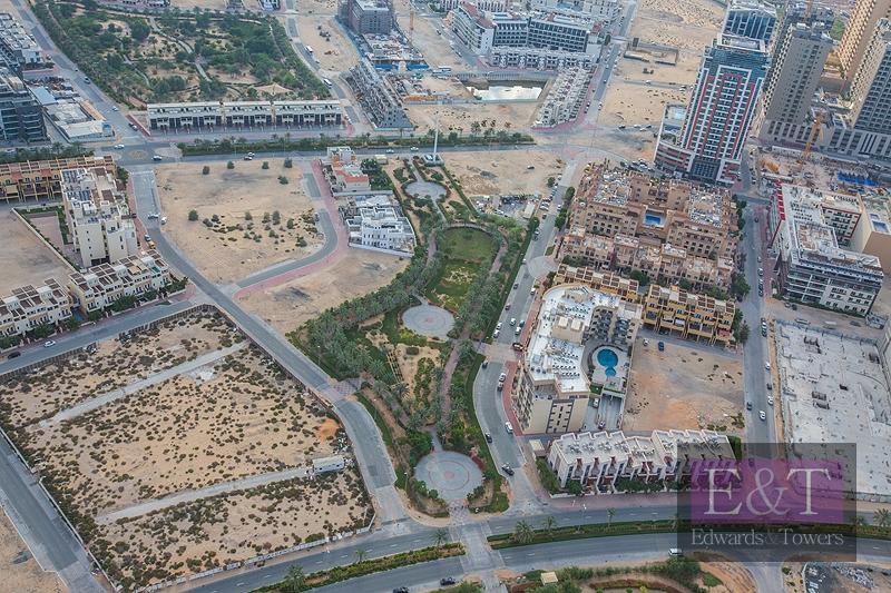 G+2 | Eleven Townhouses Plot | Park View | JVC