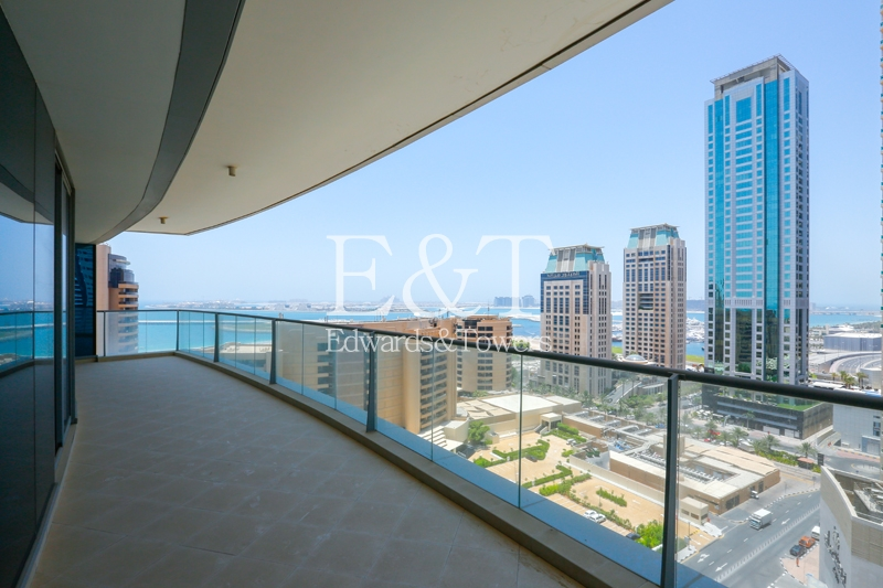 Full Sea View | 2 Bedrooms | with 1 Storage Room