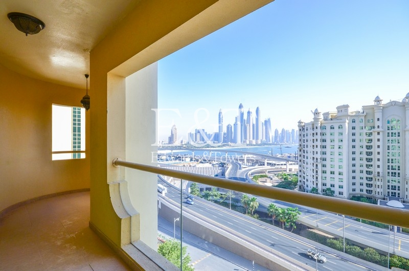 High Floor | Partial Sea view | 2 bedroom | PJ