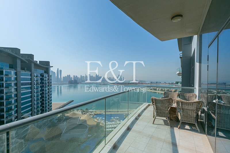 Sea/Marina view | High Floor | Atlantic | PJ