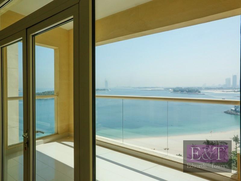 1BR | Vacant | Beautiful Sea Views | B Type | PJ