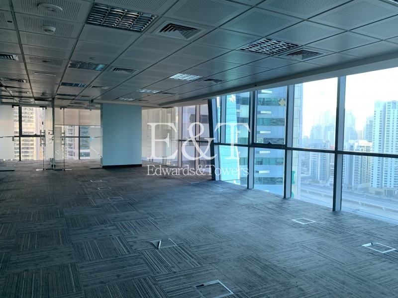 Fully Fitted Office For Rent | Indigo Icon | JLT
