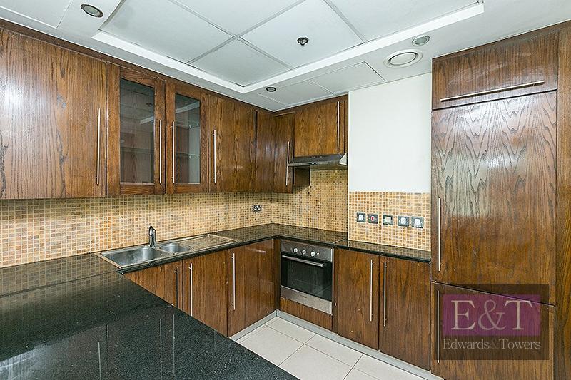 Rented at 80k | High Floor | 1 Bedroom + Study