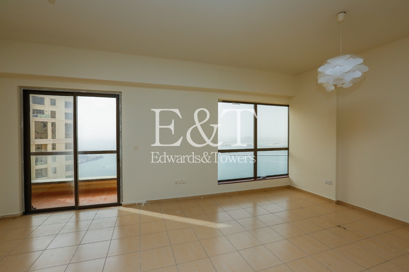 Sea View | Spacious Layout | High Floor