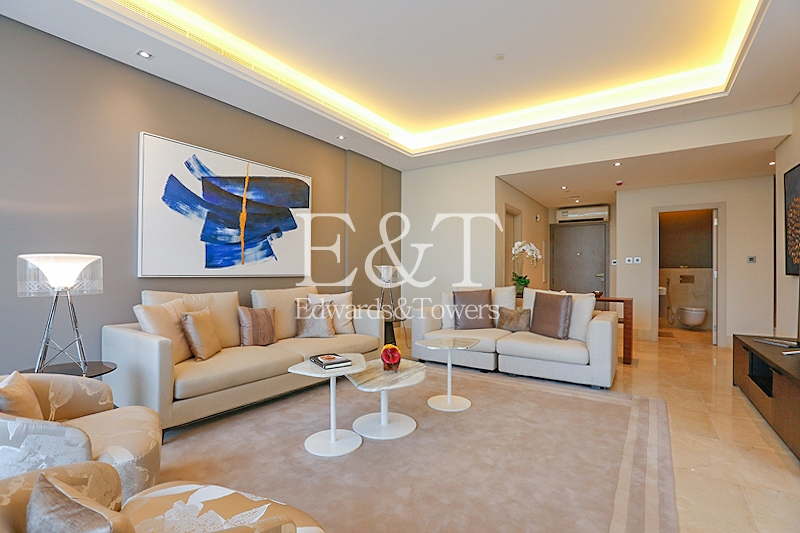 High End Finishing | 3 Beds + Maids | Sea View