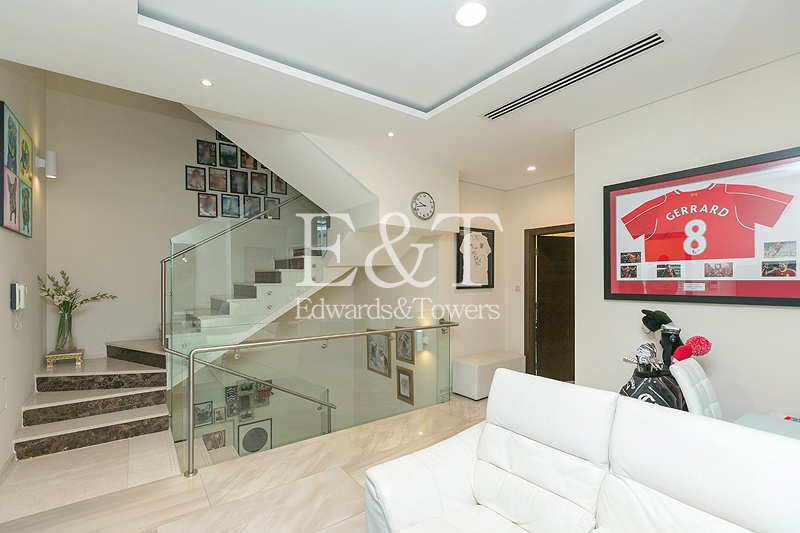 Immaculate Park View TH | BUA:4160 SqFt | Tenanted